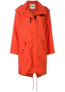 Kenzo oversized rain coat