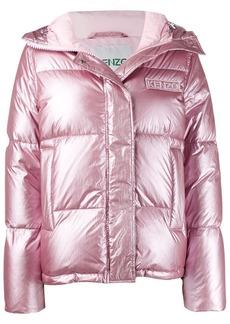 Kenzo padded logo jacket