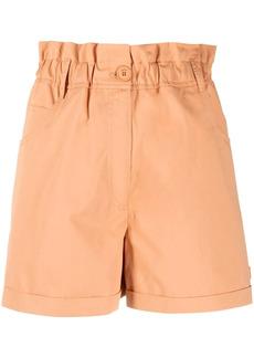 Kenzo paperbag waist shorts