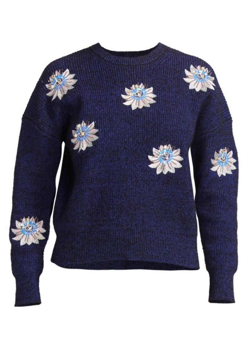 Kenzo Passion Flower Sweater