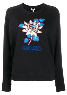 Kenzo Passion Flower sweatshirt