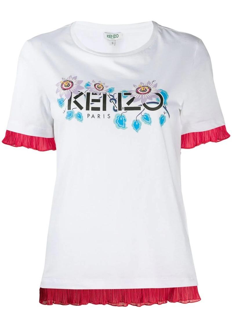 Kenzo Passion Flower T-shirt