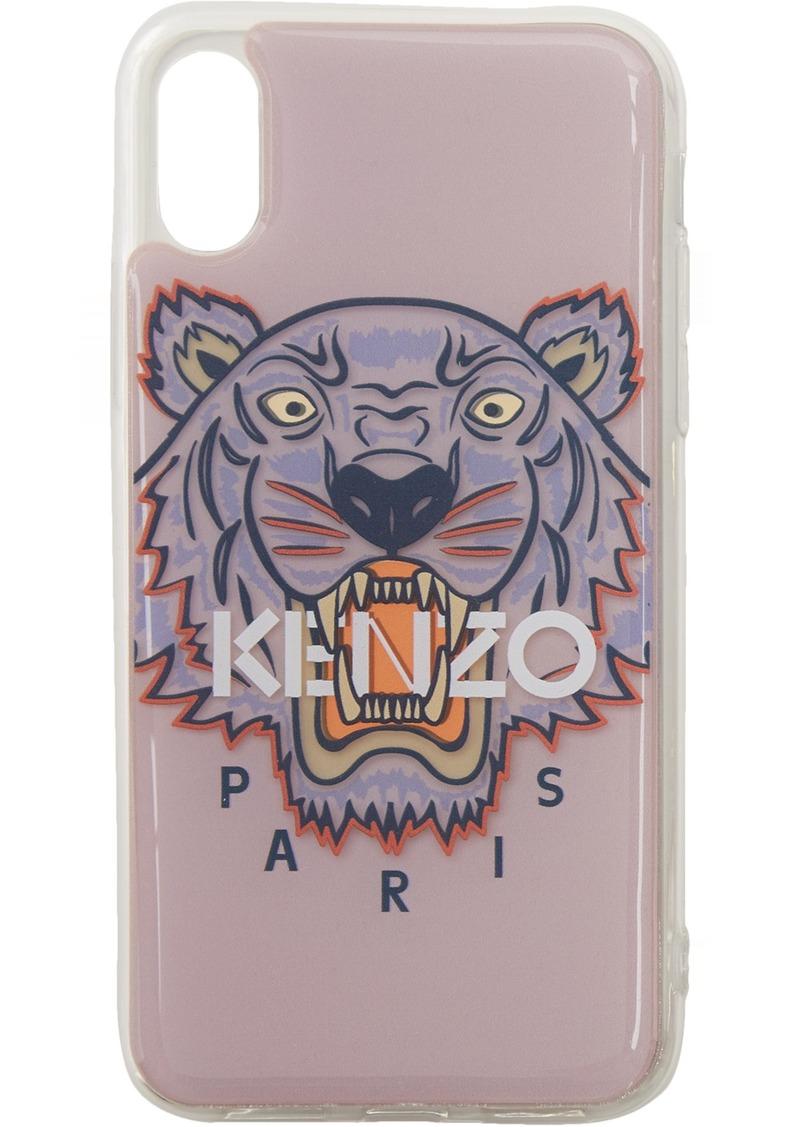 Kenzo Pink Tiger Head iPhone X/XS Case