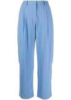 Kenzo pleated wide-leg trousers