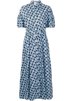 Kenzo polka dot dress