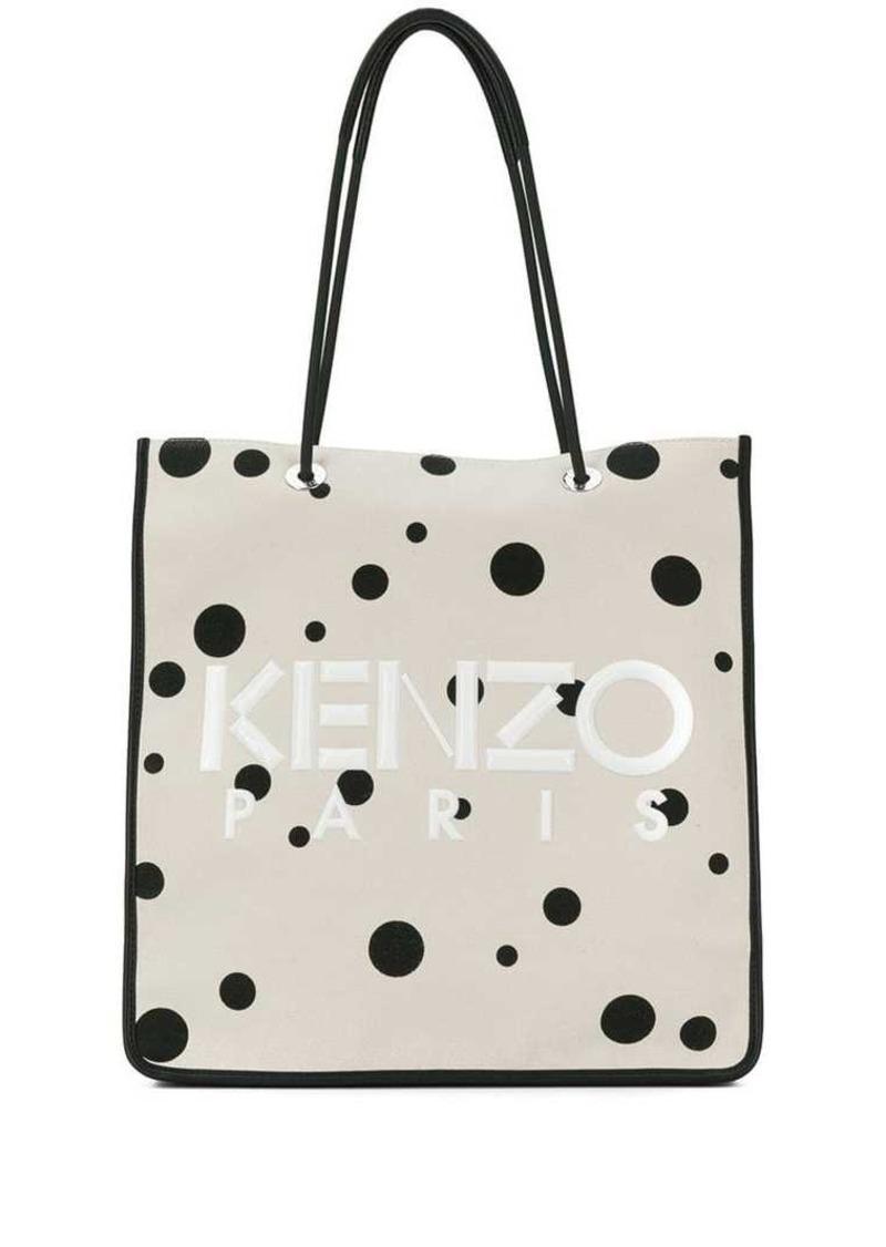 SHUYUE set of 4 Polka Dot Foldable /& Reusable Grocery Bag 100/% Ripstop Thick ...
