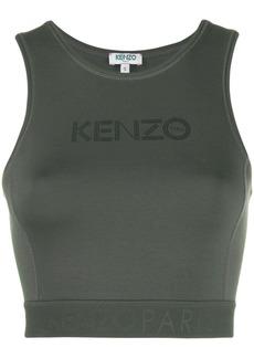 Kenzo printed logo tank top