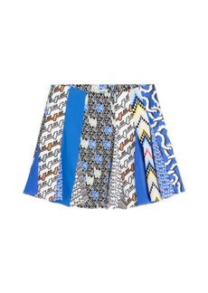 Kenzo Printed Mini Skirt