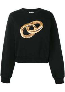 Kenzo printed sweater