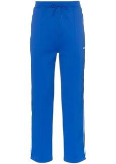 Kenzo reverse stitch track pants