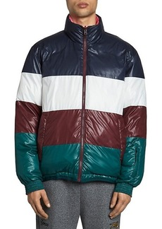 Kenzo Reversible Down & Feather Fill Puffer