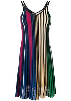 Kenzo reversible mini dress