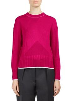 Kenzo Ribbed Crewneck Sweater