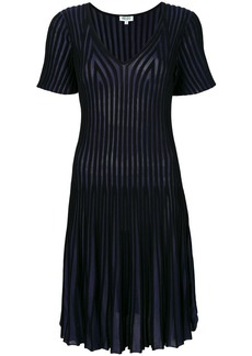 Kenzo ribbed kit dress