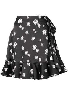 Kenzo Roses skirt