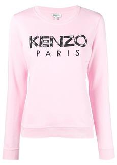 Kenzo roses sweatshirt