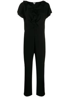 Kenzo ruffled neck jumpsuit