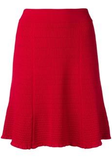 Kenzo short ribbed skirt