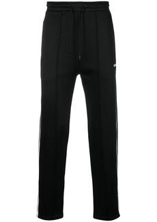 Kenzo side-stripe track trousers