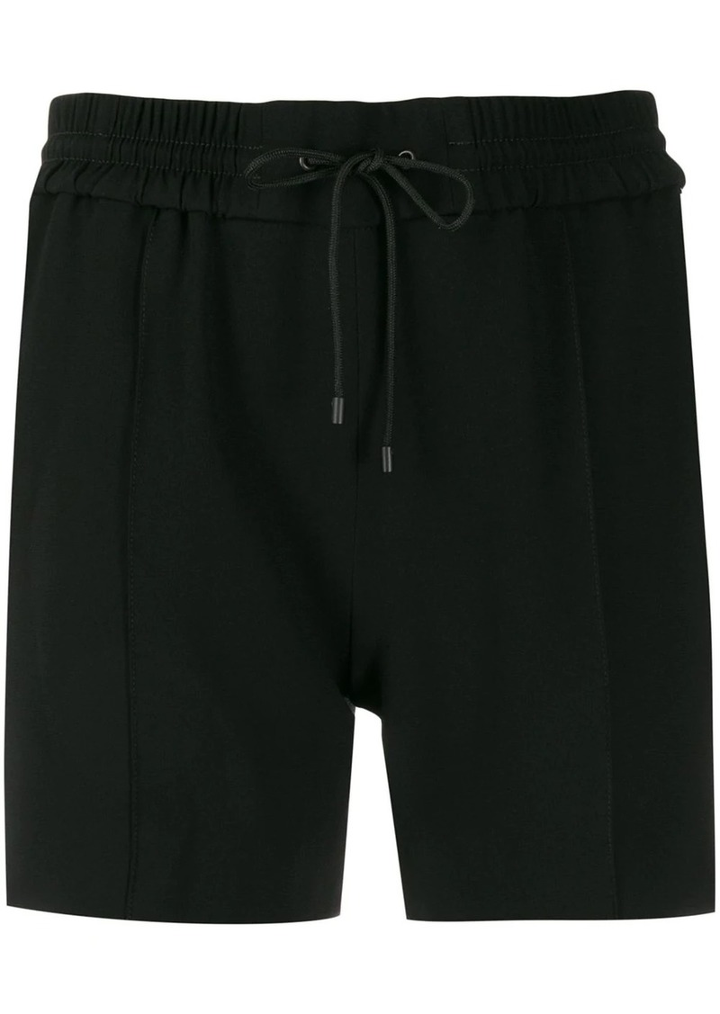 Kenzo side-striped track shorts
