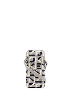 Kenzo Skuba crossbody phone pouch
