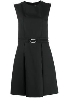 Kenzo sleeveless belted dress