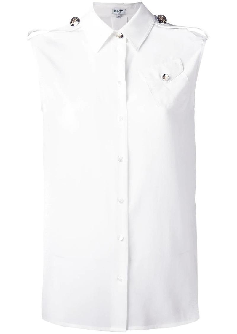 Kenzo sleeveless shirt