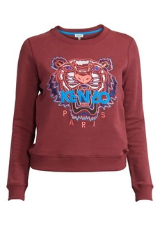 Kenzo Slim-Fit Classic Tiger Cotton Sweatshirt