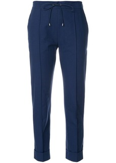 Kenzo slim-fit cropped trousers