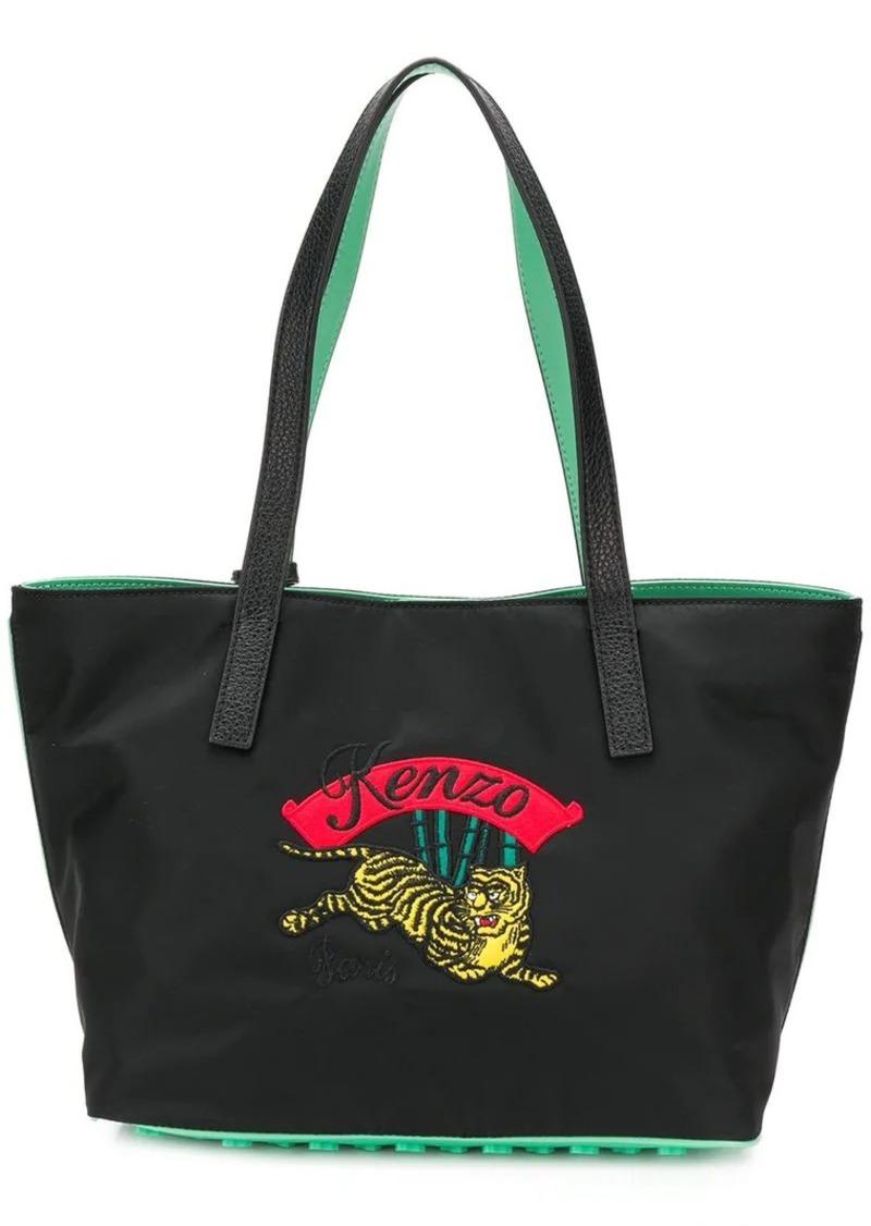 40119998e Kenzo small tiger tote   Handbags