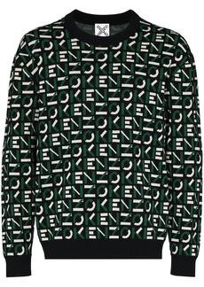 Kenzo Sport logo sweater