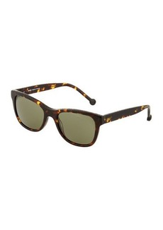 Kenzo Square Plastic Sunglasses