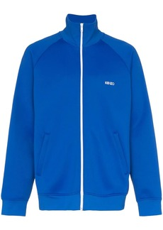 Kenzo stand collar track jacket