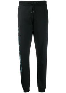 Kenzo stone-logo track pants