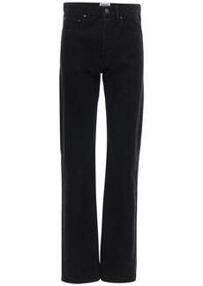 Kenzo Straight Leg Denim Jeans
