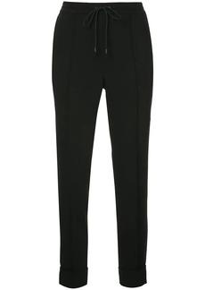 Kenzo straight leg jogging trousers