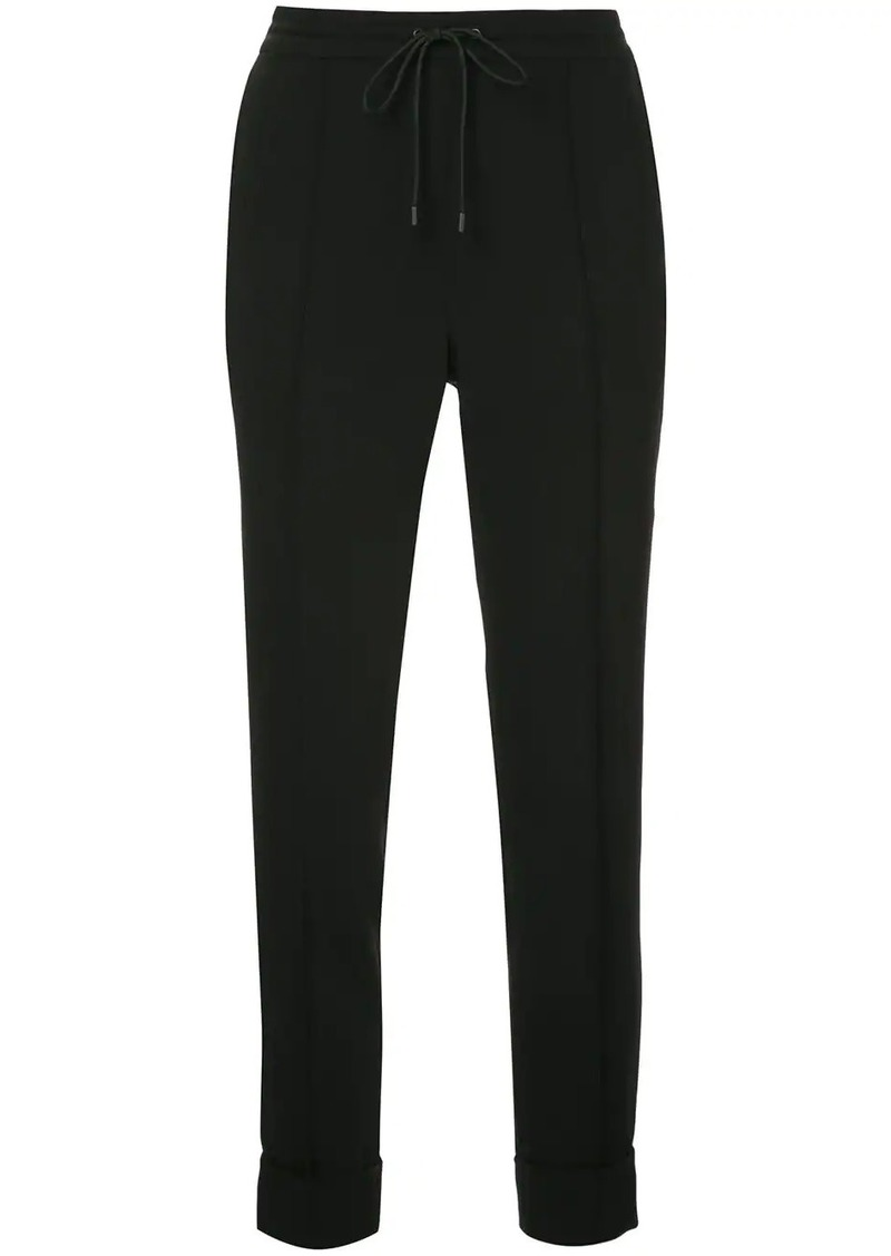 Kenzo straight leg jogging trousers