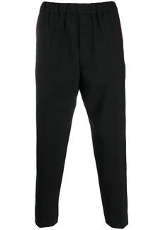 Kenzo stripe detail trousers