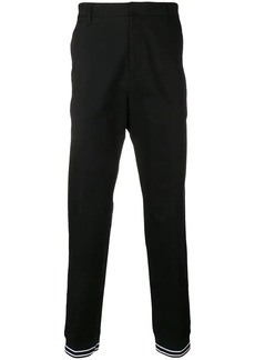 Kenzo striped ankle trousers