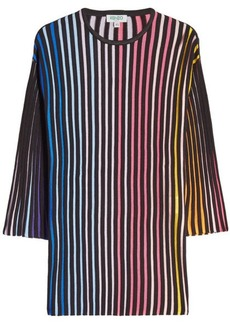 Kenzo Striped Pullover with Cotton