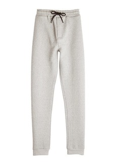 Kenzo Sweatpants with Cotton and Wool