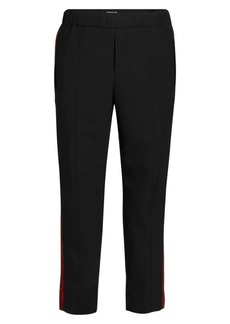 Kenzo Tapered Crop Trousers