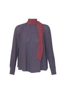 Kenzo Tie bow top