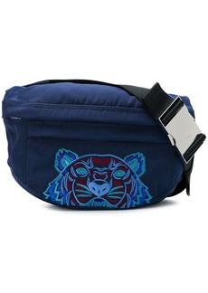 Kenzo tiger embroidered waist bag