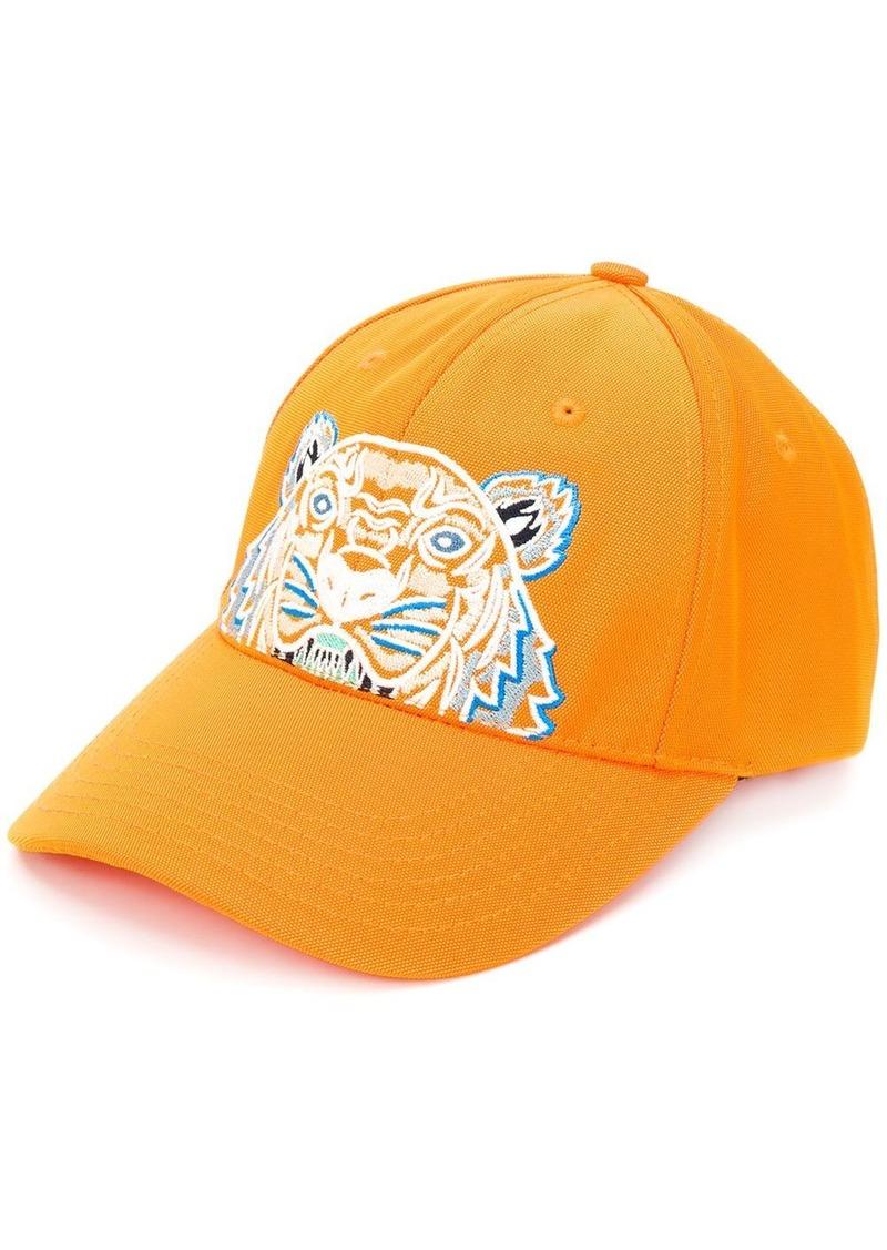 Kenzo Tiger embroidery baseball cap