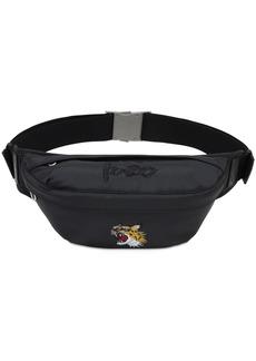Kenzo Tiger Embroidery Nylon Belt Bag