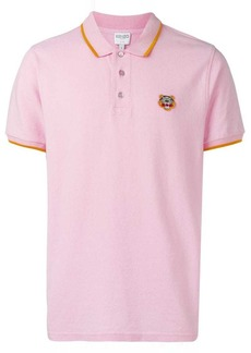 Kenzo Tiger fitted polo shirt