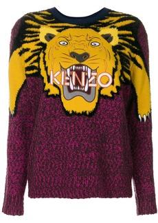Kenzo Tiger Intarsia sweater