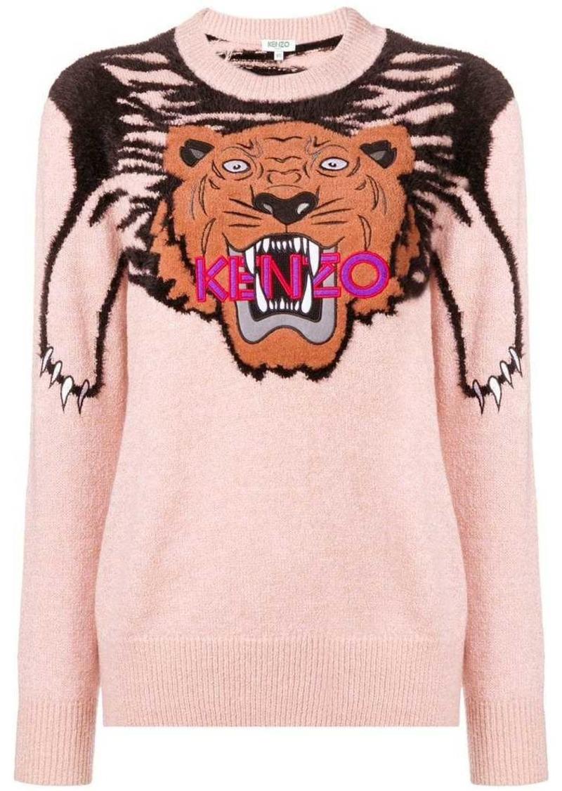 3e27fe46d Kenzo Tiger intarsia sweater | Sweaters