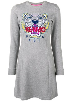 Kenzo Tiger jersey dress